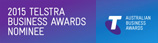 Telstra Award Nominee 2015