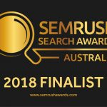 In Marketing We Trust Shortlisted for 3 SEMrush Australia Search Awards