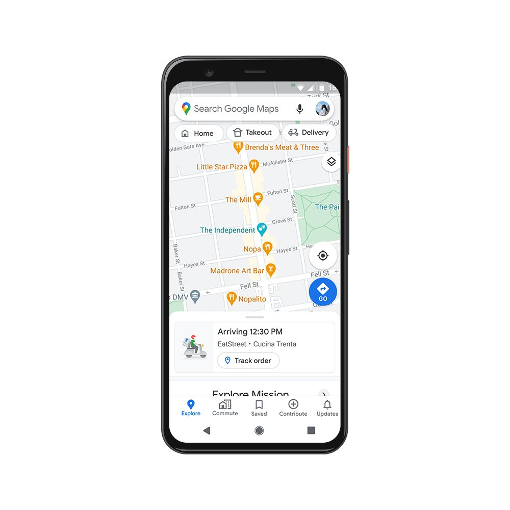Google Maps updates to get you through the holidays